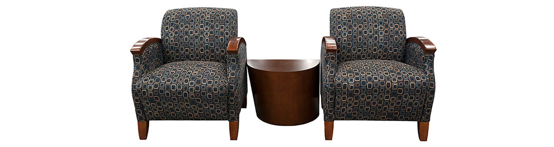Office Furniture Geometric Chairs soft
