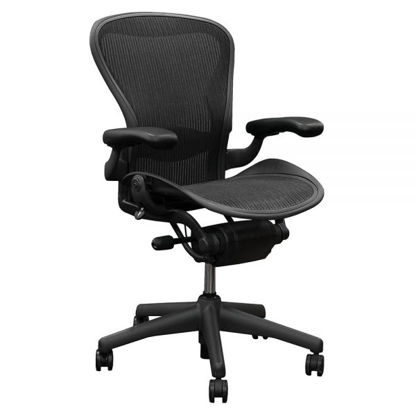 herman miller aeron ergonomic chair size c