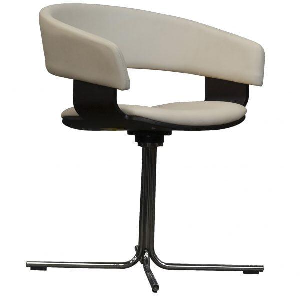 allermuir mollie metal side chair