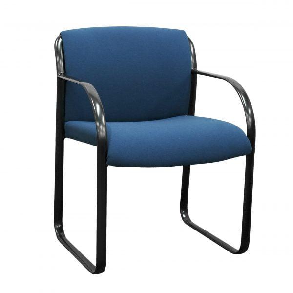 steelcase snodgrass metal side chair