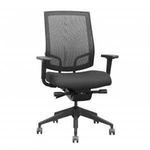 sitonit mesh back chair