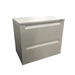 Herman miller 2-drawer lateral file