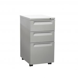 box box file herman miller metal mobile pedestal