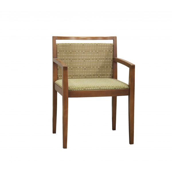 knoll wood side chair