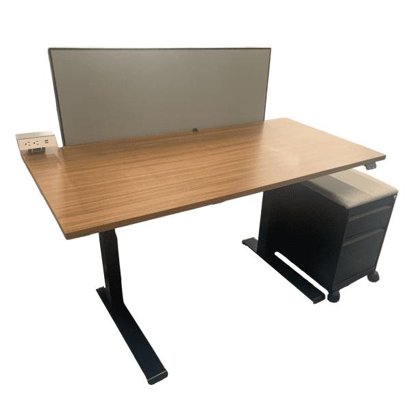 revco standing desk bundle